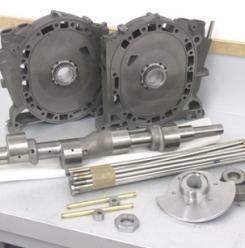 PPRE Quad-Rotor Crank Kit